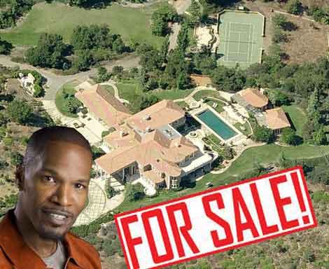Jamie Foxx Home For Sale