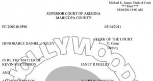 Kevin Allison Mucthison Divorce