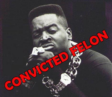 Timothy Blair Convicted Felon