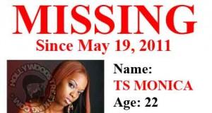Missing NJ Tranny