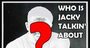 Jacky Jasper Blind Item