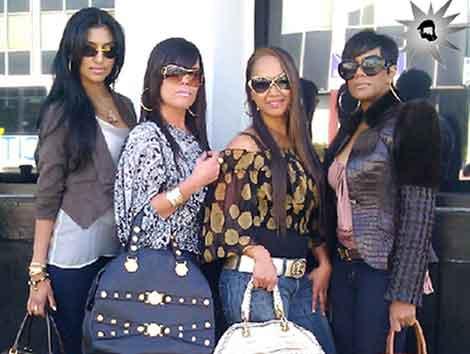 Black Mafia Family Wives