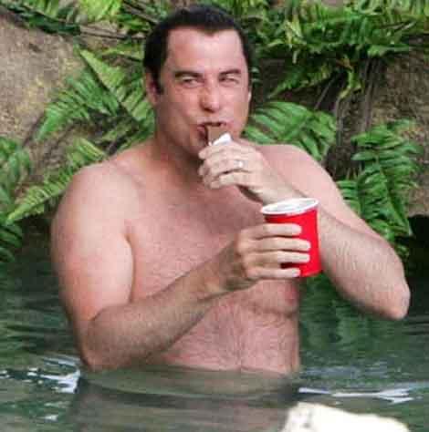 John Travolta Massage Drama
