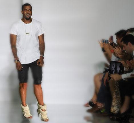Kanye West Ladies Shoes