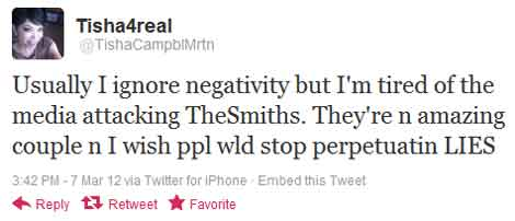 Tish Campbell Damage Control