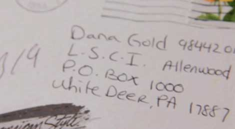 Brooke Burke Prison Letters