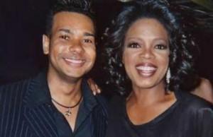 Oprah Winfrey Raffles van Exel