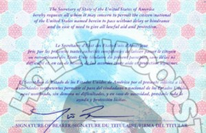 Tim Blair Passport