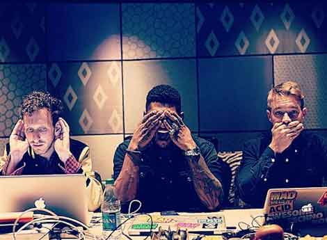Usher Instagram Imposter