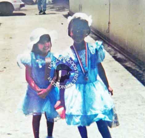 Joseline Hernandez Pre-Teen Years