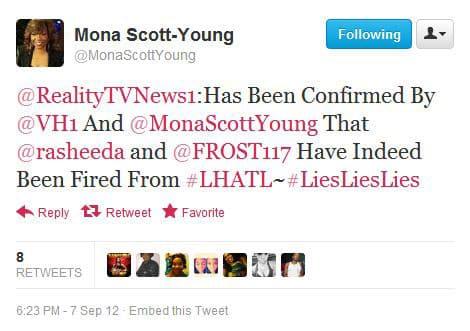 Mona Scott & VH1 Stand Behind Child Predator
