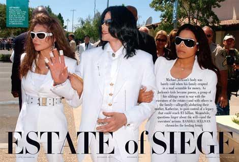 Janet Jackson & Vanity Fair Dispute the Facts
