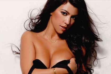 Kourtney Kardashian Sex Photos Leak