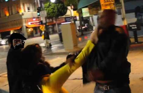 Erica Mena Street Fight