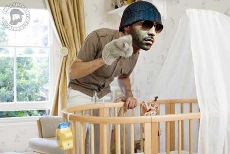 Joe Budden Robbin Cradle