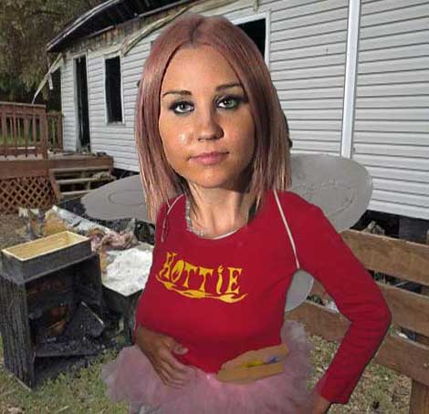Amanda Bynes Ugly Face