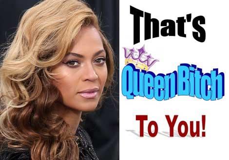 Beyonce is Queen B