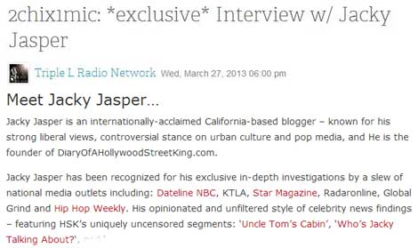 2chix1mic Jacky Jasper Exclusive