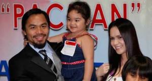 Manny Pacquiao Secret Love Child