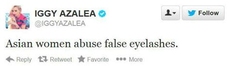 Iggy Azalea Racist Twitter Rant