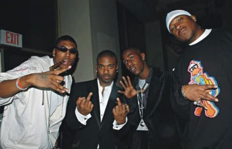 Ray J's Rapist Crew - Young Lo