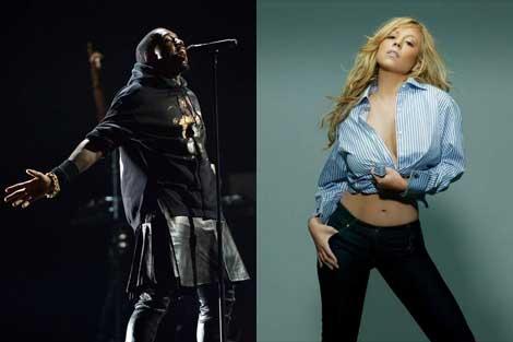 Mariah Carey vs. Kanye West & Def Jam