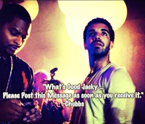 Drake & BFF Chubbs