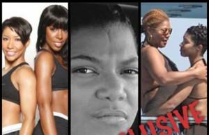 Kelly Rowland's New Girlfirend