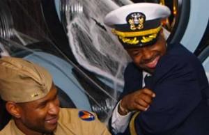 Usher & Jermaine Dupri Channel the Village People