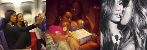 Erica Mena & Cyn Santana
