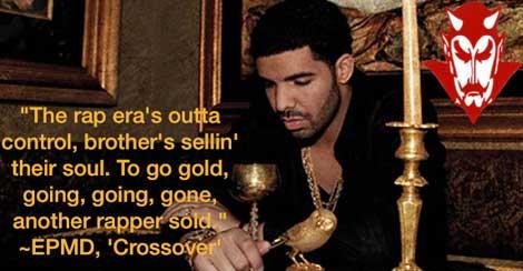 Drake Sold His Soul