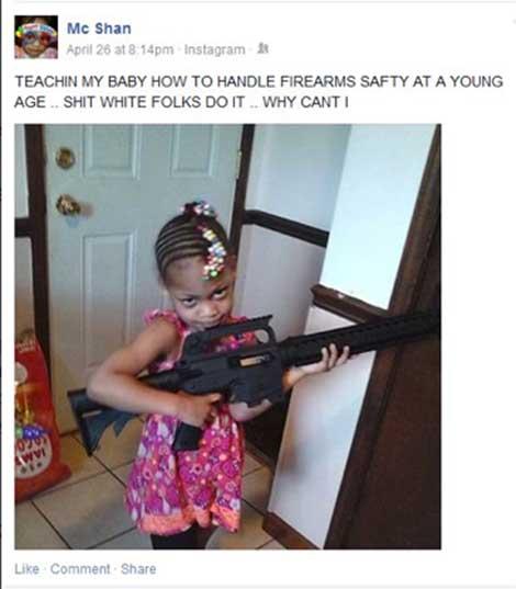 MC Shan Daughter Machine Gun