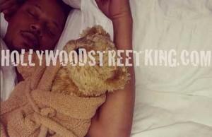 Terrence Howard's Teddy Bear