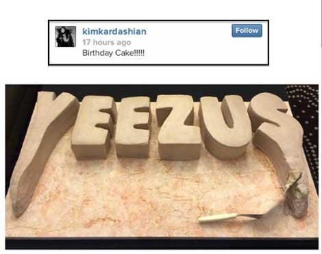 Kanye's Birthday Boots