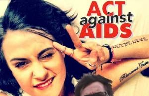Charlie Sheen Spreading HIV