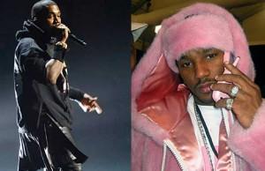 Cam'ron vs Kanye West