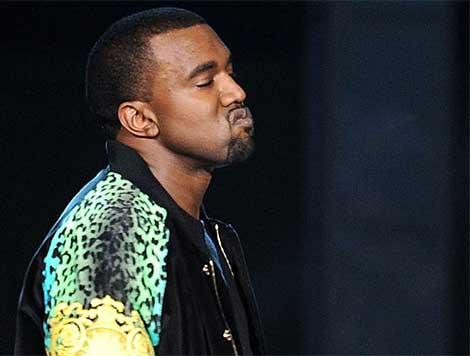 Kanye West Seizure