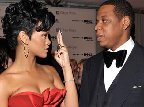 Rihanna Hates Jay z & Beyonce