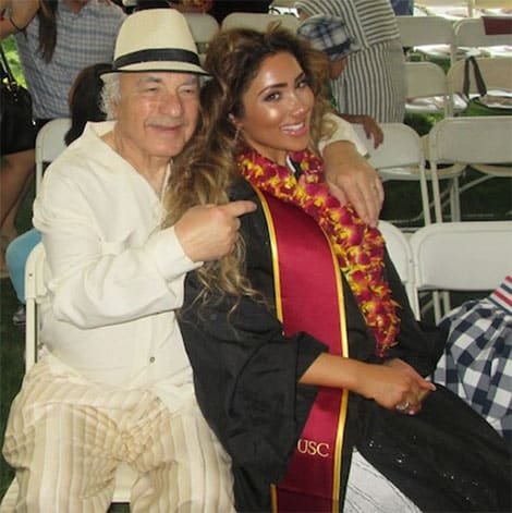 Nikki Mudarris Criminal Father