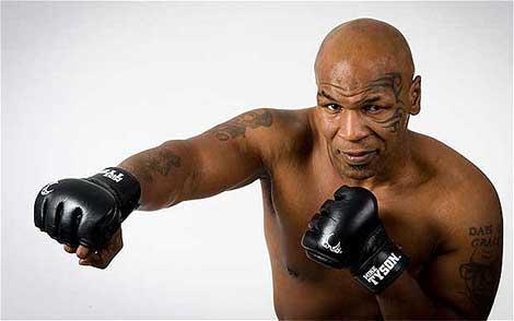 Mike Tyson Spike TV
