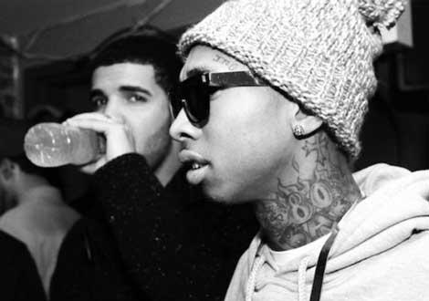 Tyga Hates Drake YMCMB