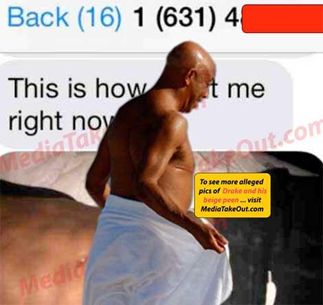 Drake Dick Pic Leak