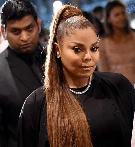 Janet Jackson Facelift