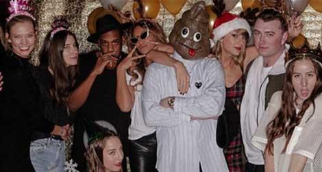 Jayz Beyonce BFF Taylor Swift