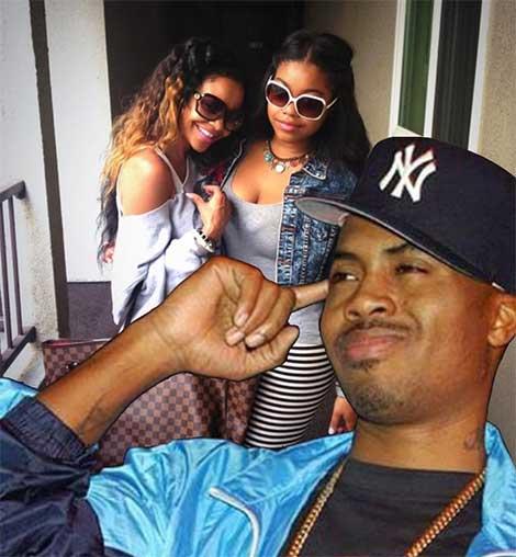 Nas Carmen Bryan Love & Hip Hop
