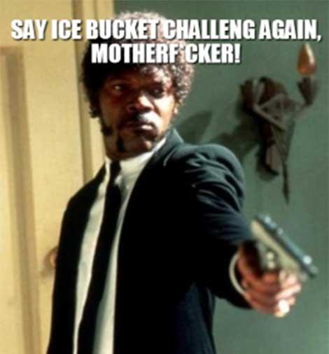 Samuel L Jackson Challenge
