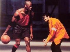 Michael Jackson Kobe Bryant BFF's