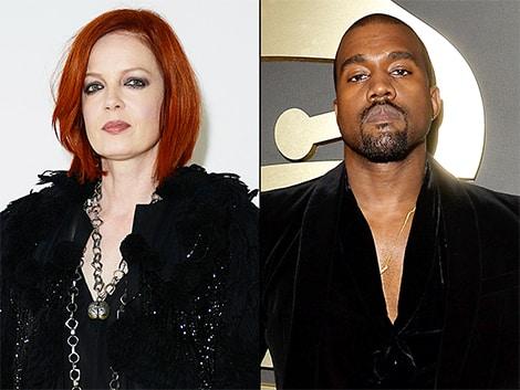 Shirley Manson vs Kanye West Grammy