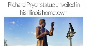 Richard Pryor Monument