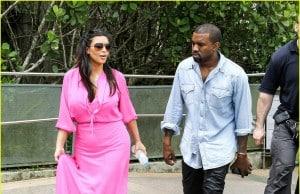 kim kardashian kanye west pregnant boy embryo baby